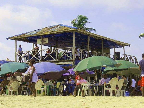 Elegushi royal beach