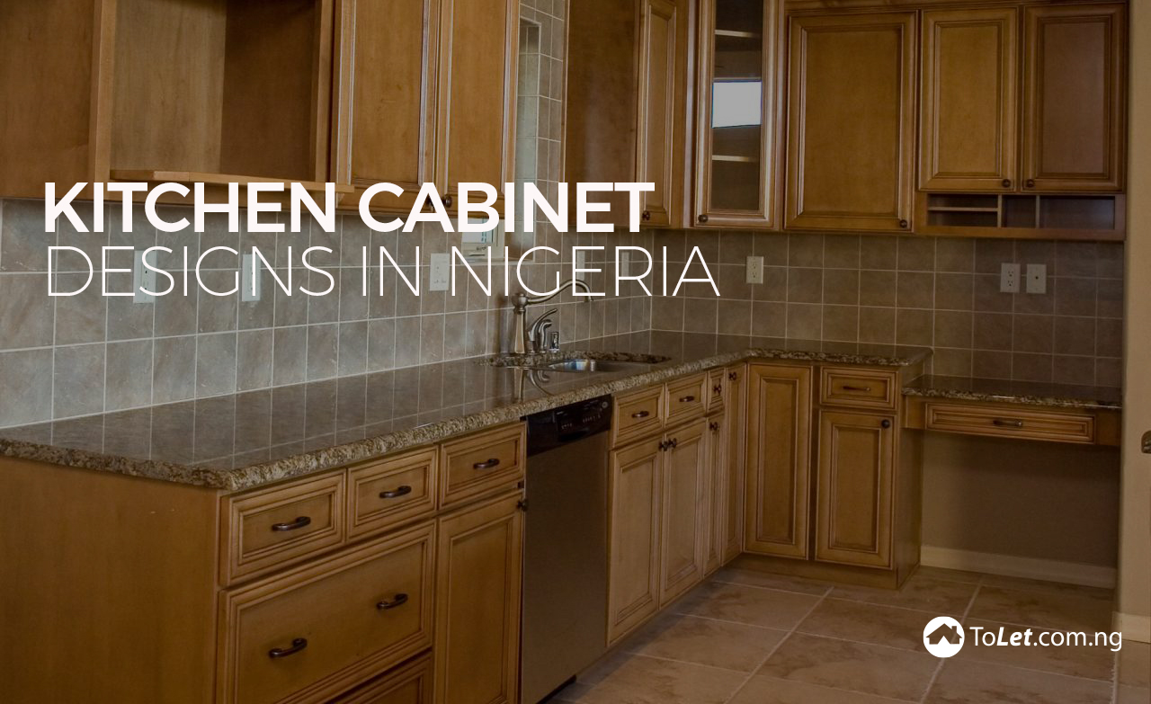Kitchen Cabinets in Nigeria