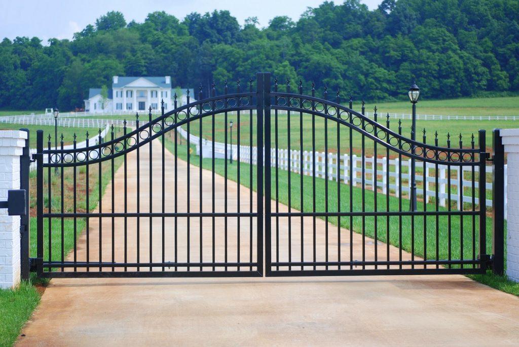 Automatic Gate Design