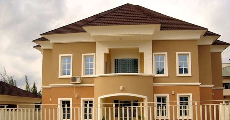 Beautiful house designs in nigeria tolet insider for Nigerian home designs photos