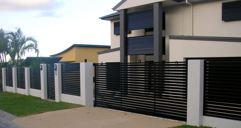 Fenced Gate Design