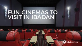 fun cinemas to visit in Ibadan