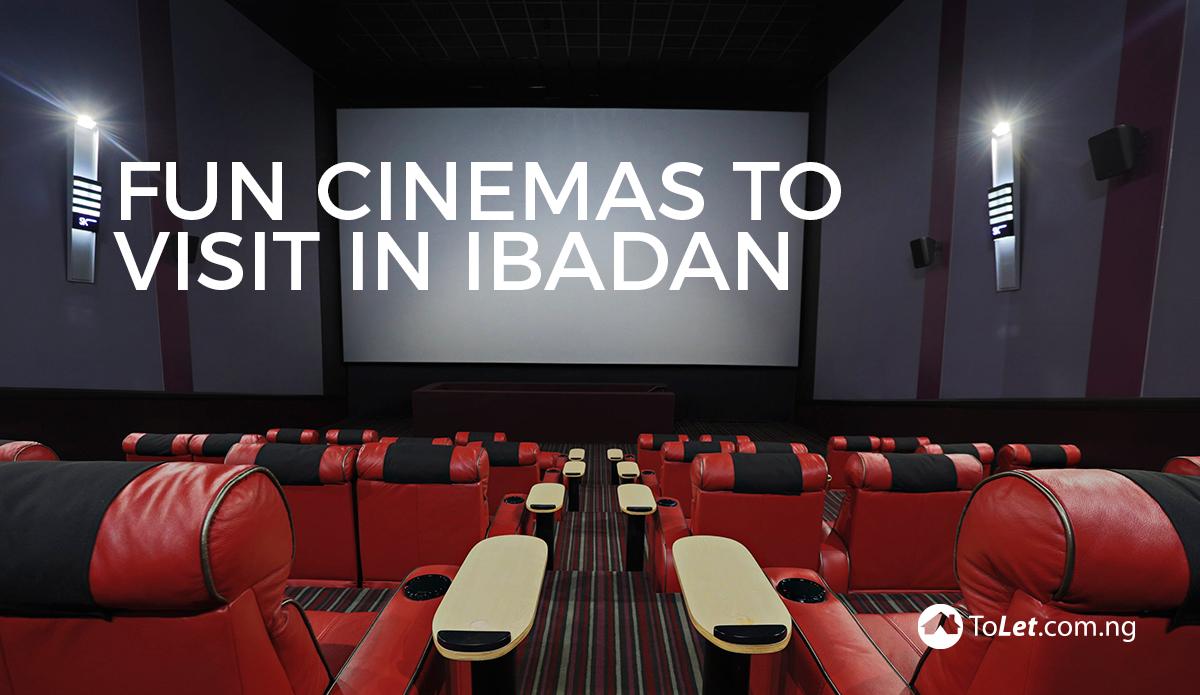 Cinemas in ibadan