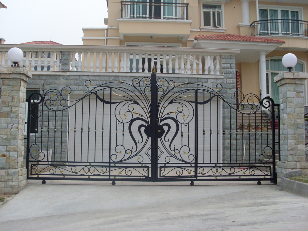 7 best nigerian gate designs tolet insider for Home gate design
