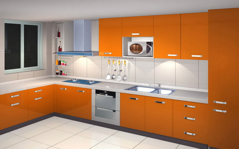 Kitchen Cabinet Designs In Nigeria
