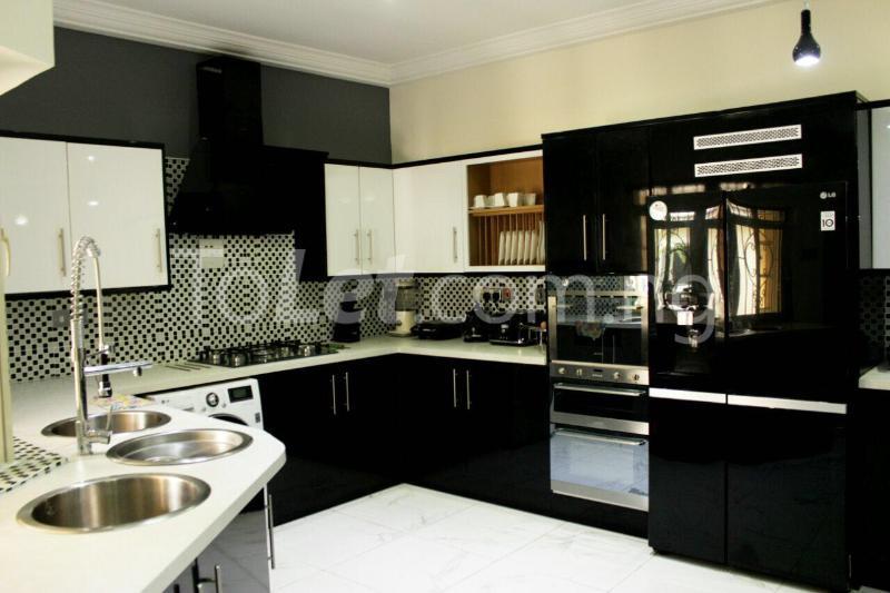 Kitchen Cabinet Designs In Nigeria
