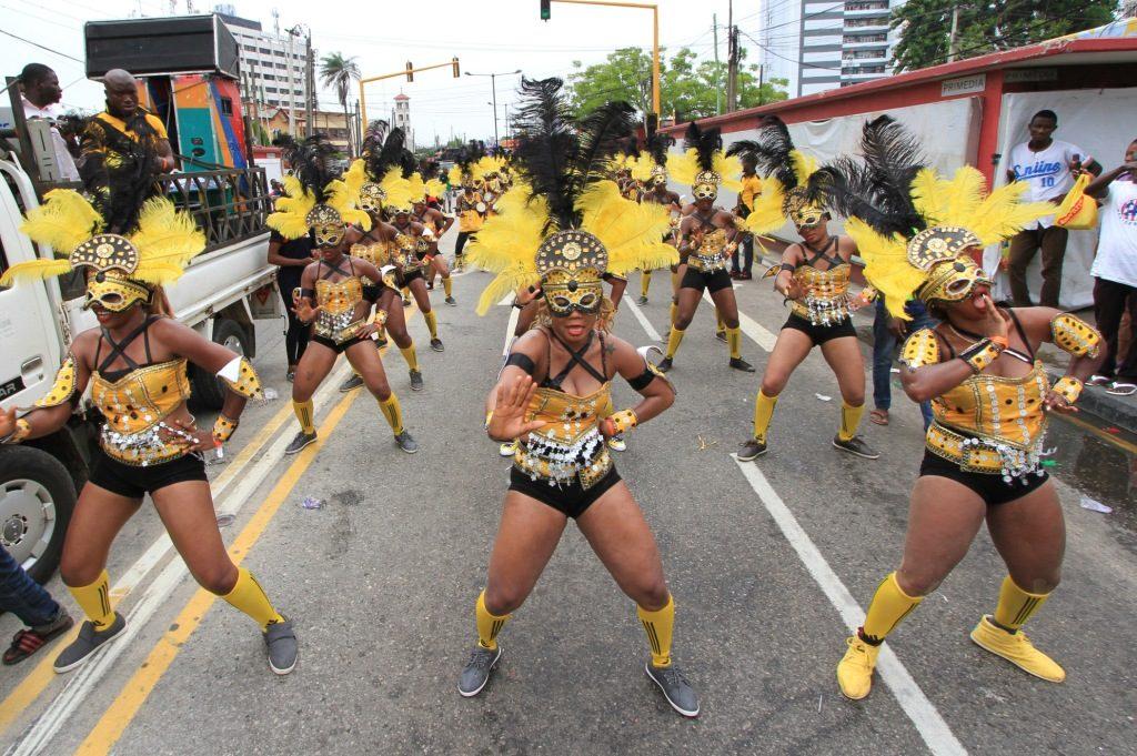 Carnival Calabar Crafts