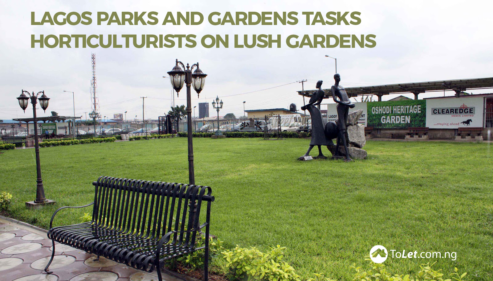 Lagos parks and gardens