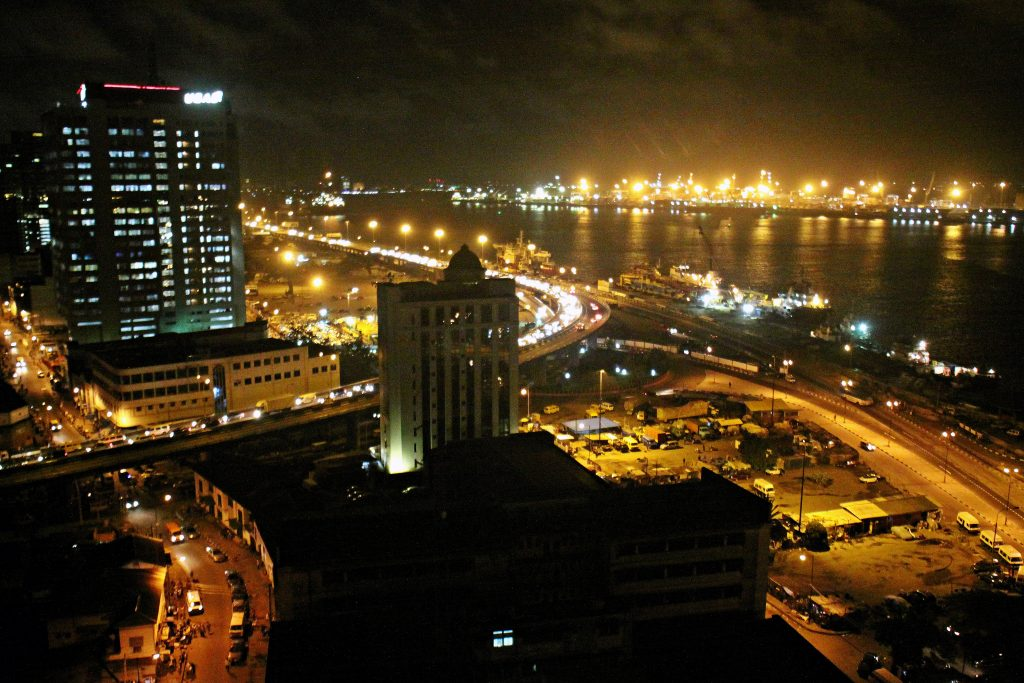 beautiful nigerian cities - Lagos