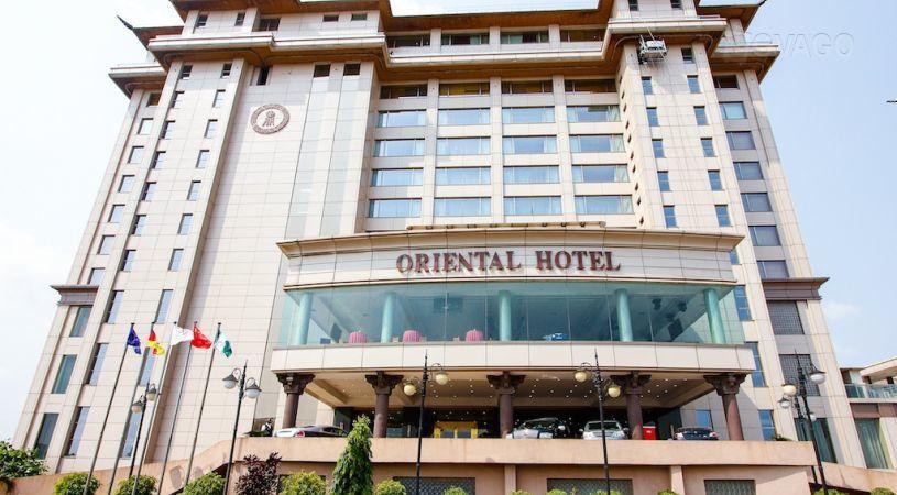event centres in Lagos - Oriental Hotel