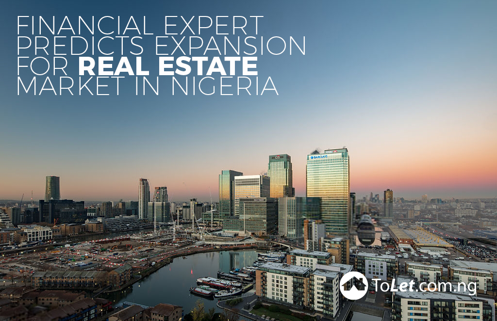 Prediction for expansion in real estate market in nigeria