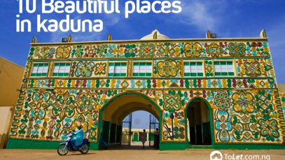 10 Beautiful Places of Kaduna