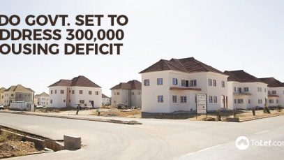 Edo Government Set To Address 300,000 Housing Deficit