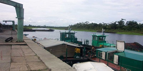 Igbokoda-Waterfront-Ondo