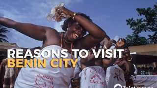 Reasons to visit Benin City