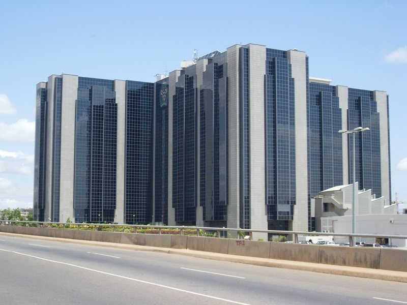 CBN building, Garki, Abuja