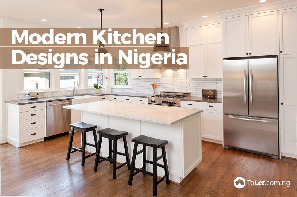Modern Kitchen Designs In Nigeria Tolet Insider