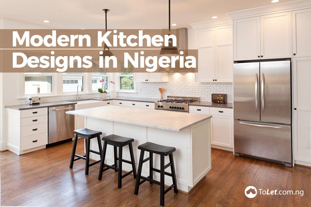Modern Kitchen Designs In Nigeria Propertypro Insider