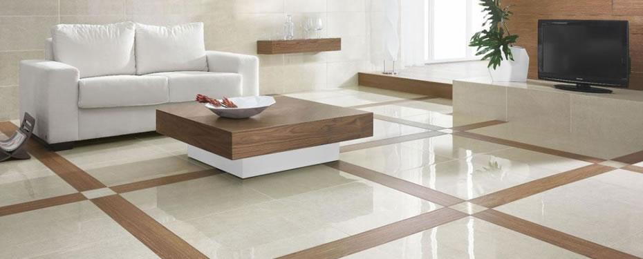 window pane plaid floor tile design