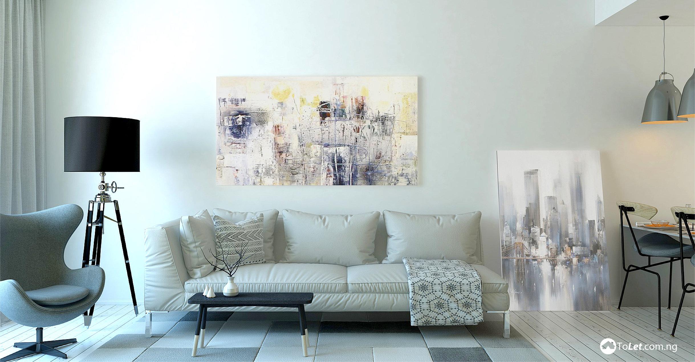 Small Modern Living Room Design Ideas - PropertyPro Insider