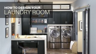 how to design your laundry room