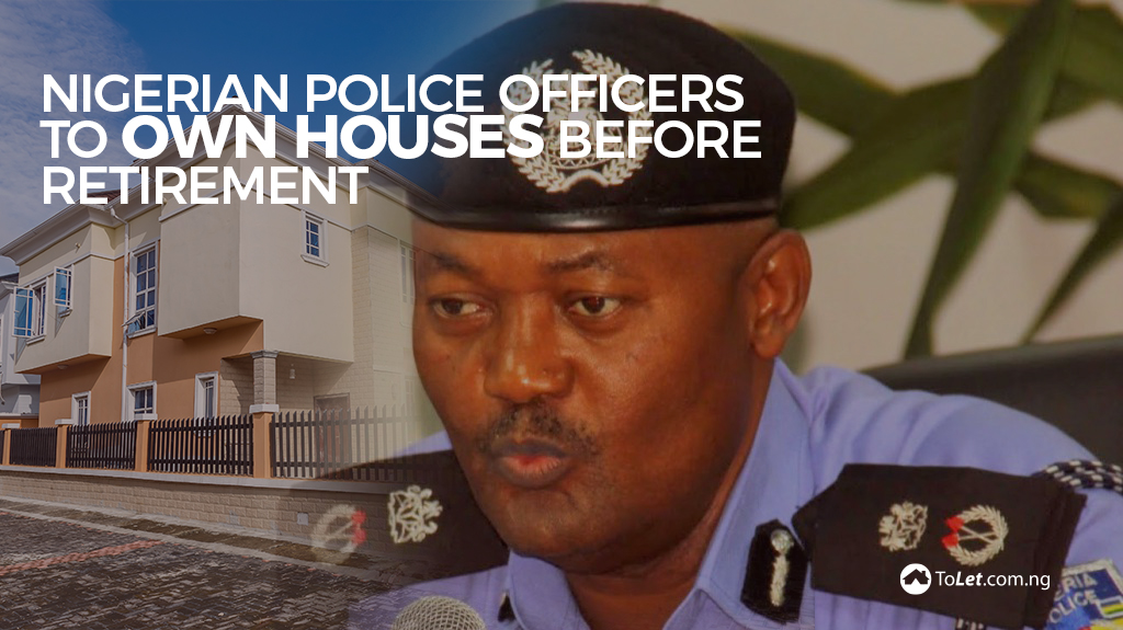 Nigeria Police to Begin Owner Occupier Housing Scheme
