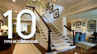 top 10 modern staircase designs