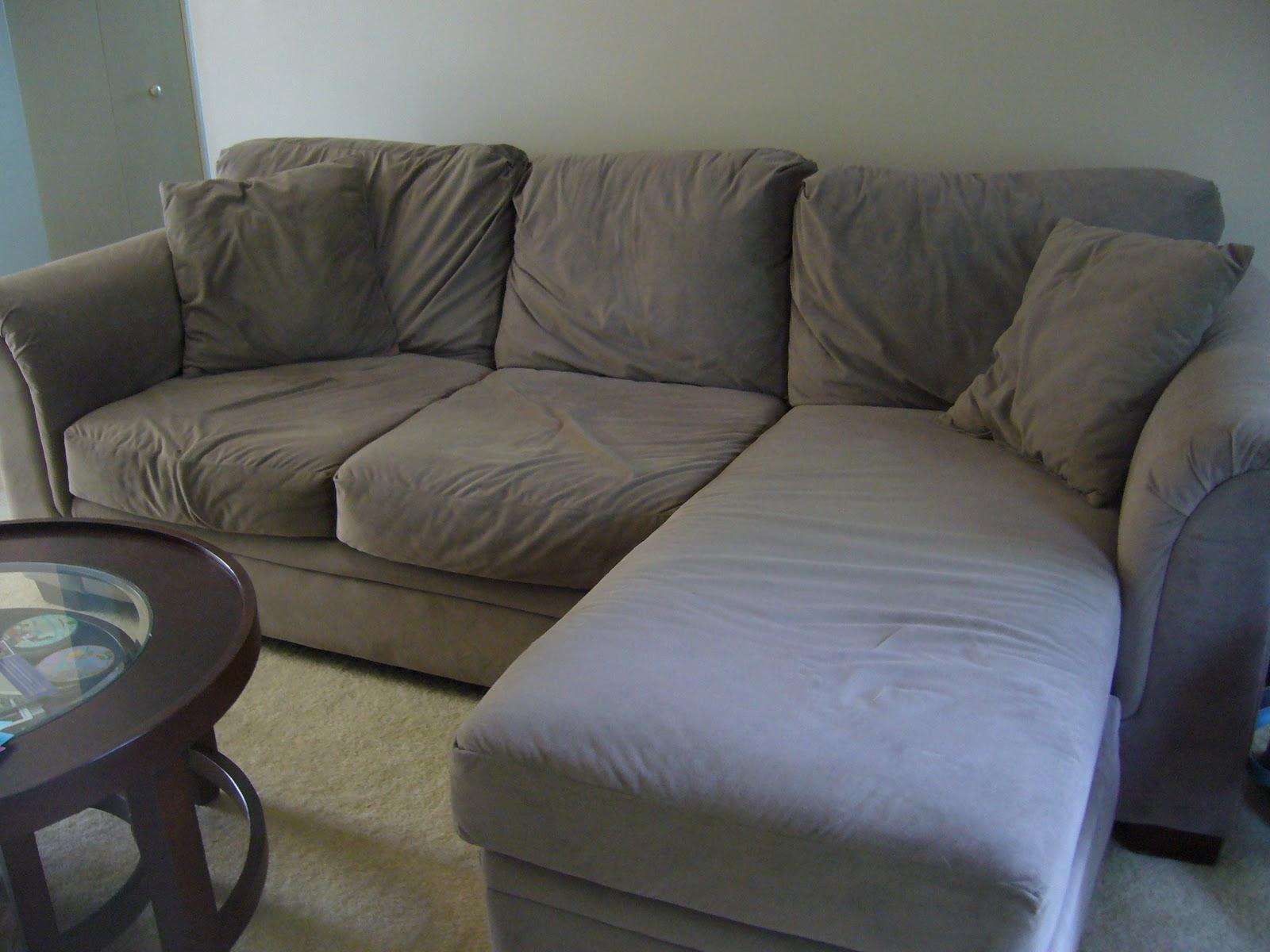 Crumpled Sofa