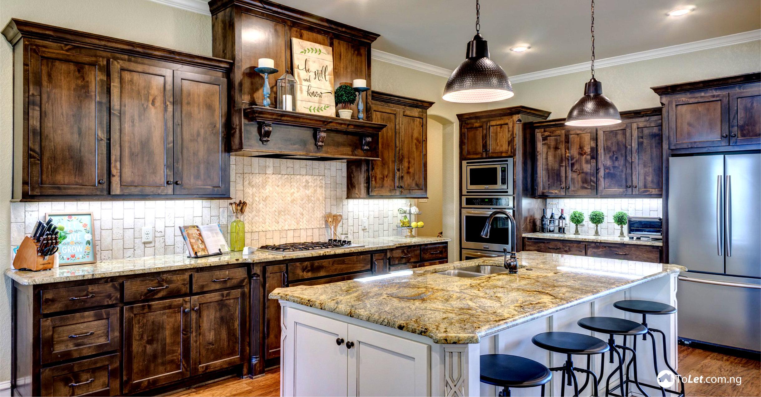 Kitchen Cabinet Makers In Nigeria Propertypro Insider