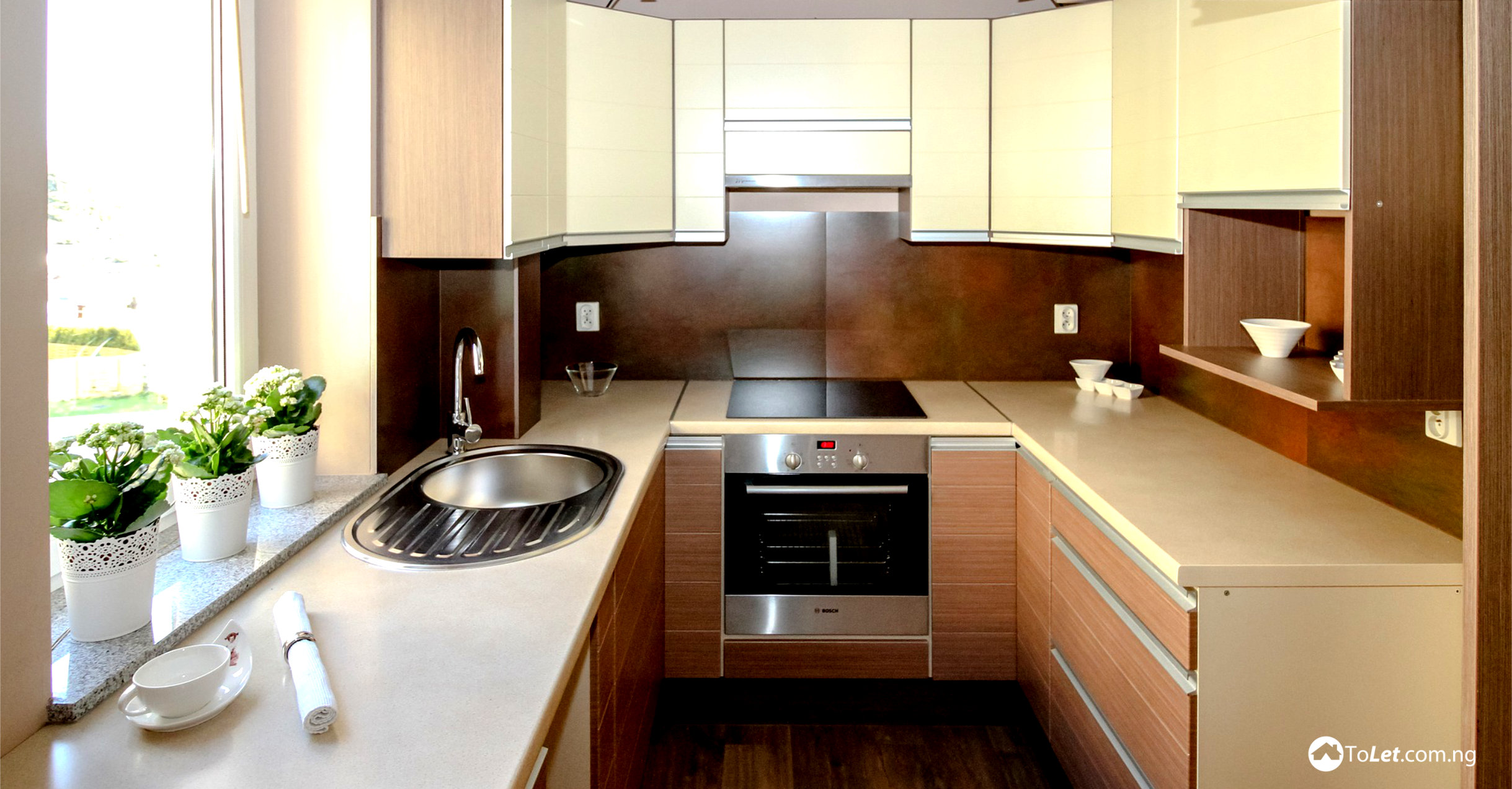 5 basic plans for modern kitchen designs tolet insider for Kitchen designs in nigeria