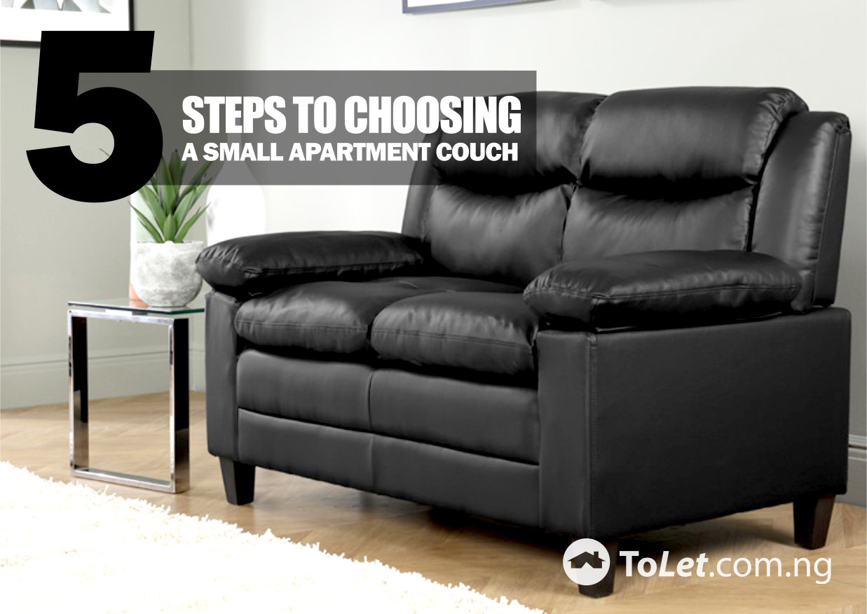 5 steps to choosing a small apartment couch tolet insider