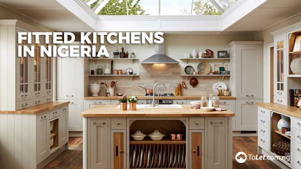 Fitted kitchens in nigeria tolet insider for Fitted kitchen designs