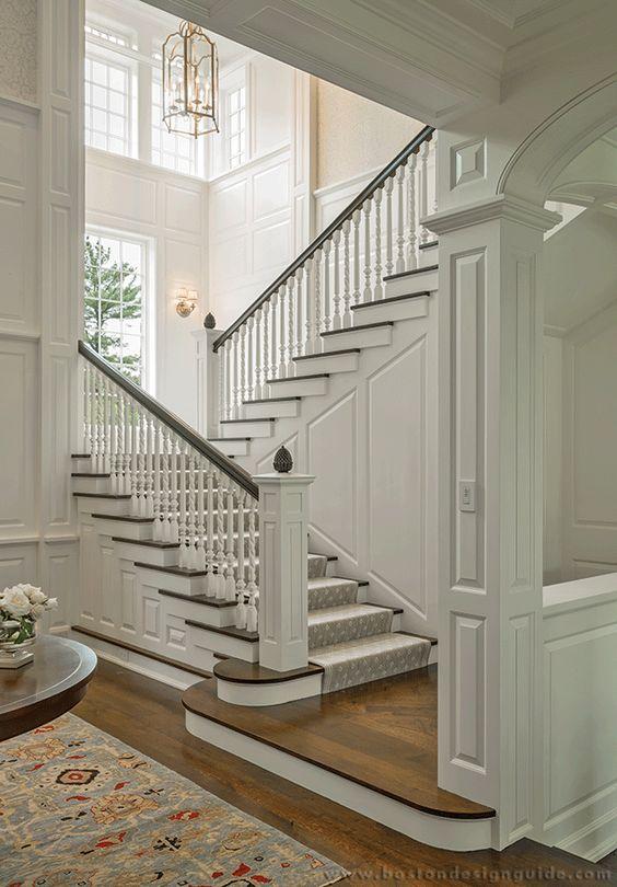 staircase mirror