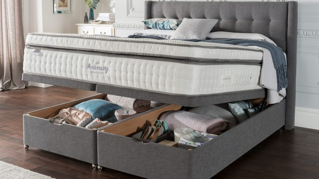 7 cool bed types that can help save space tolet insider for 2 6 divan with storage