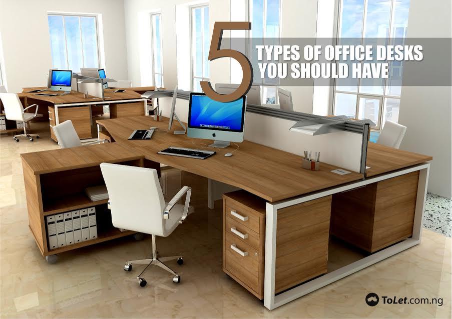 office desk type
