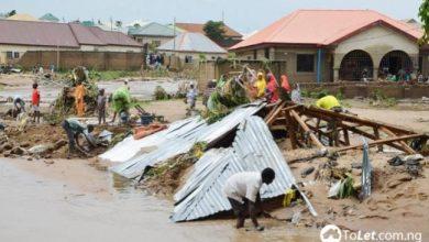Gombe Flood
