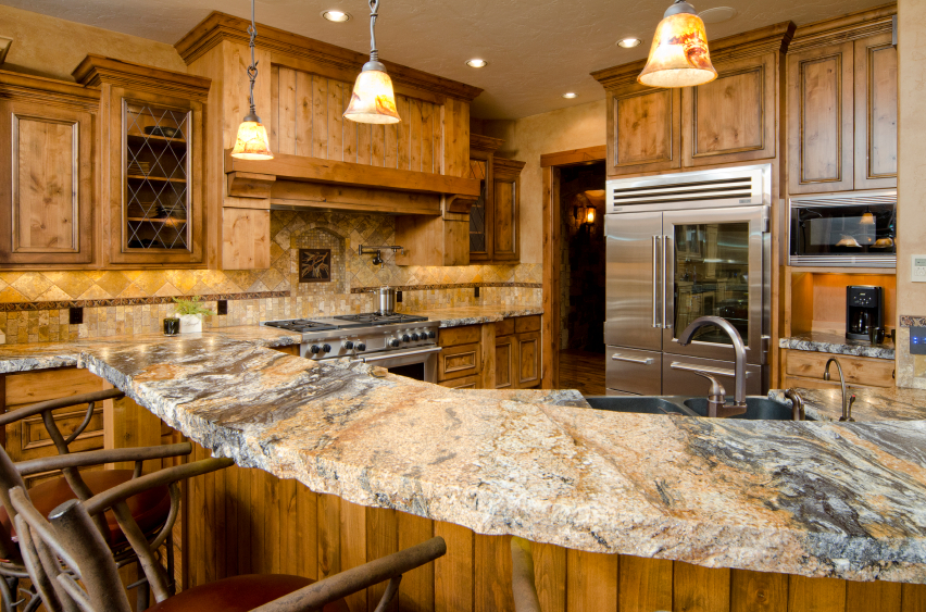 8 Types Of Kitchen Countertops