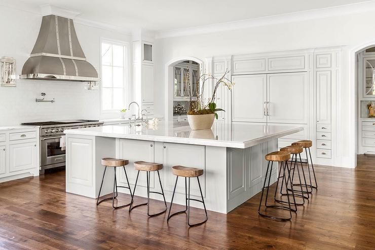 Top 5 kitchen island styles propertypro insider - Square kitchen island with seating ...