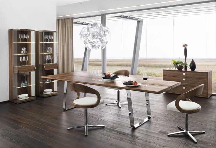 Types Of Dining Tables You Should Know PropertyPro Insider Best Modern Wood Dining Room Table