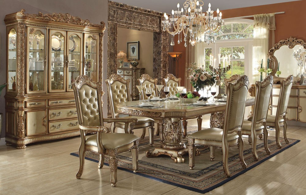 Types of Dining Tables You Should Know ToLet Insider : traditional from www.tolet.com.ng size 1000 x 639 jpeg 216kB