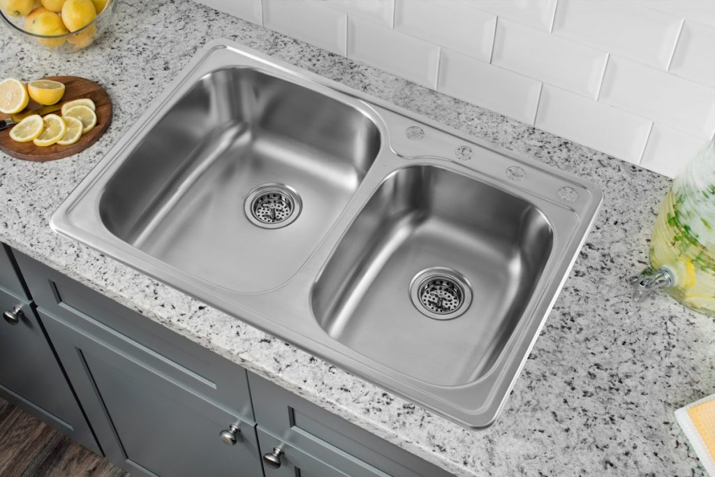 two sinks in the kitchen types of kitchen sinks in nigeria tolet insider 8607