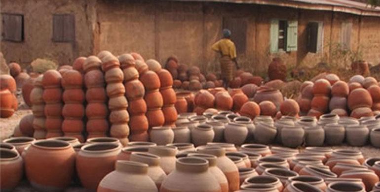 dada pottery ilorin