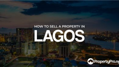 How to sell a property in Lagos