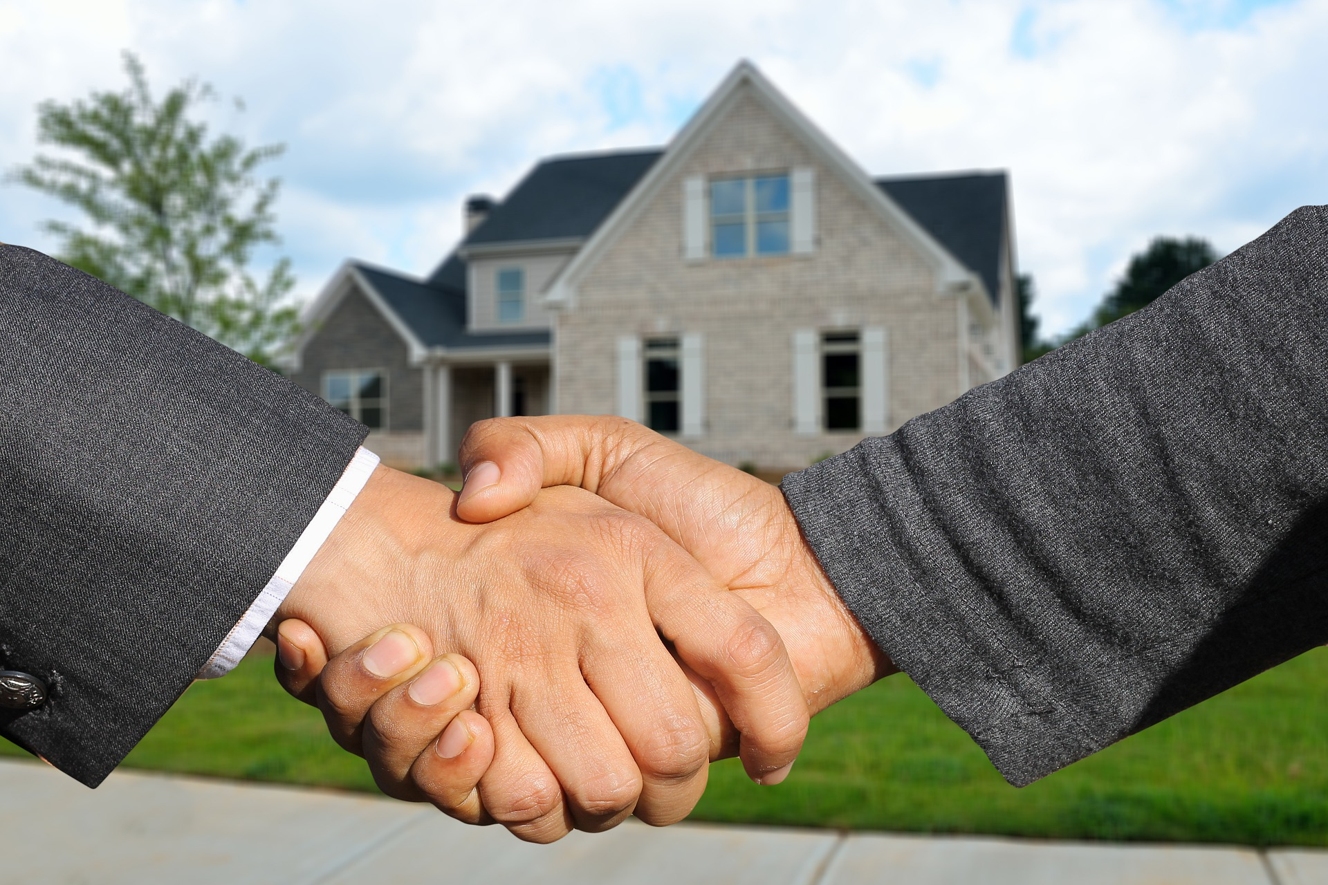 selling a property, buying a house