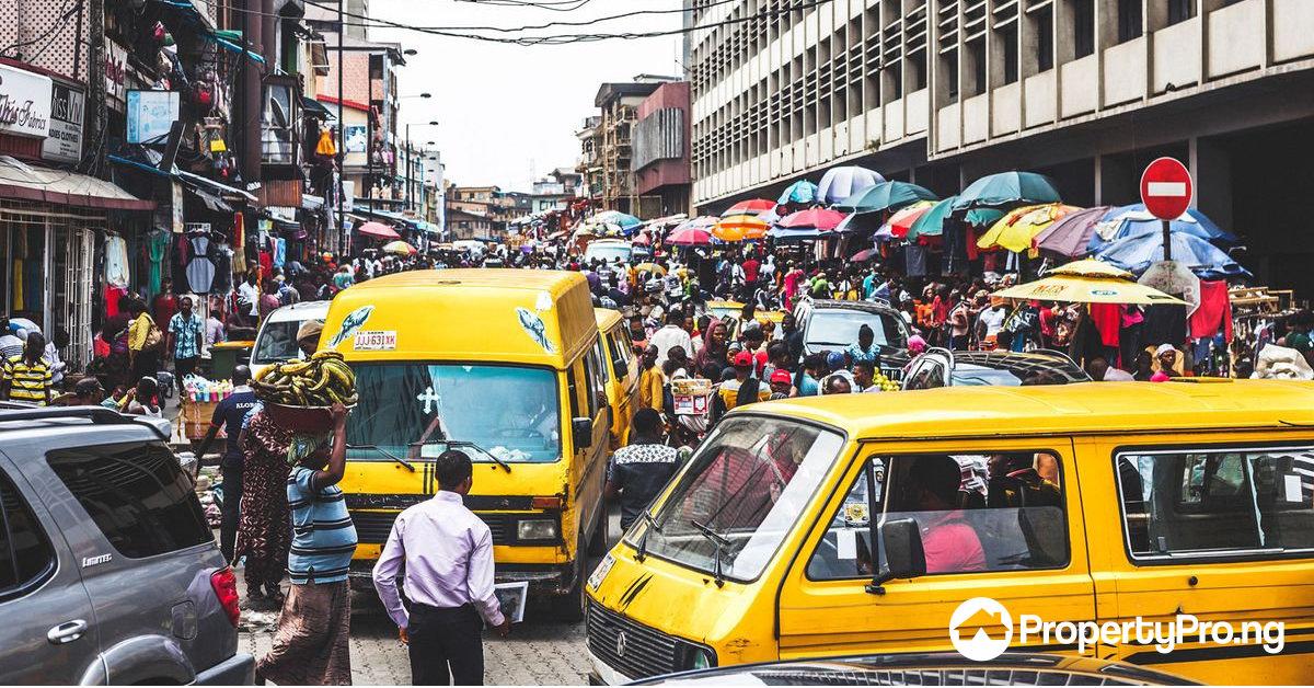 shopping in Lagos