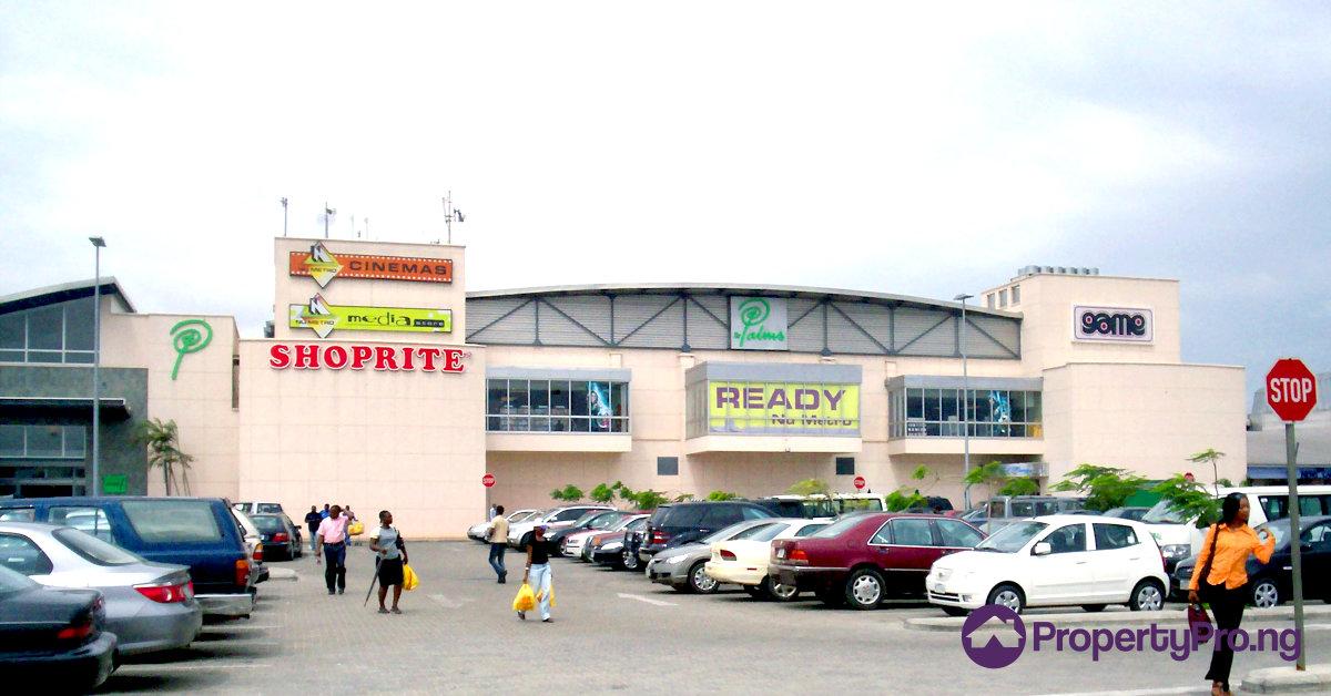 shopping in Lagos, palms mall, shoprite