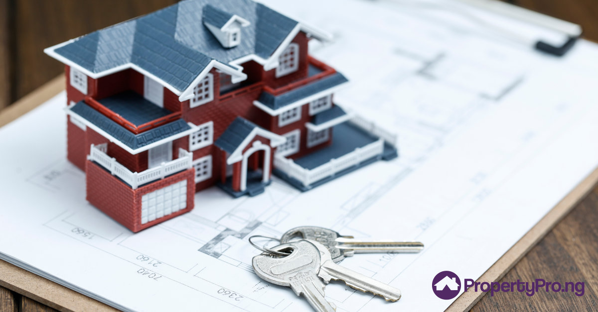 Flat lay of real estate concept,real estate deals, real estate