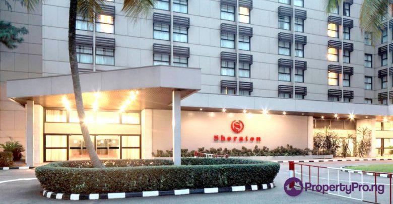sheraton hotel, hotels in Lagos